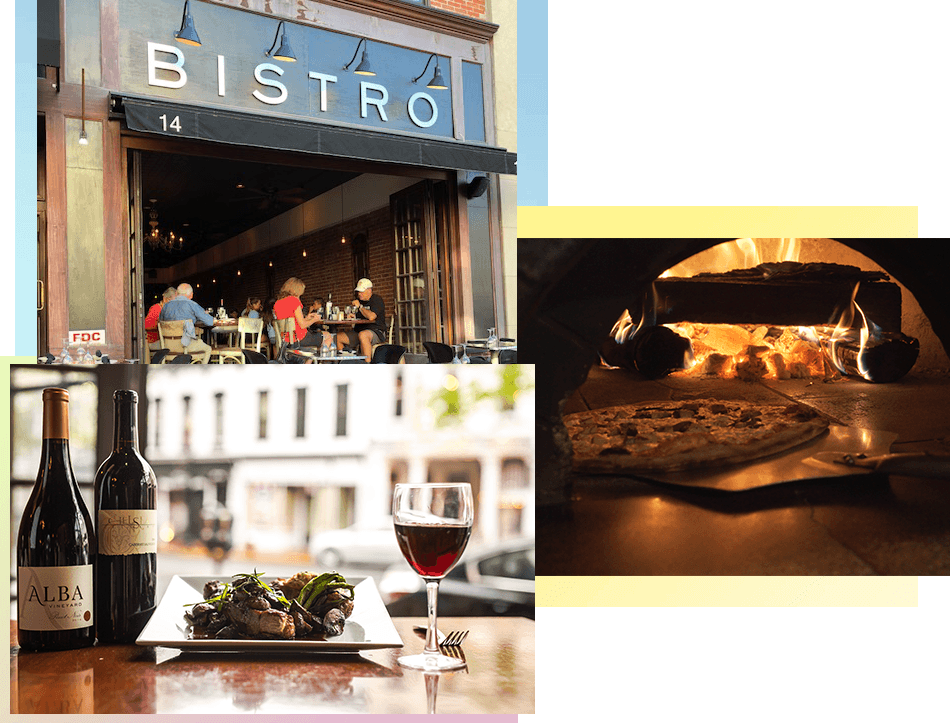 The Bistro At Red Bank A Classic Red Bank Byo Restaurant